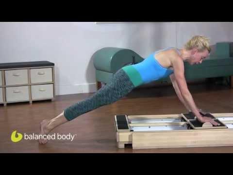 וריאציות של Plank על הקוראליין