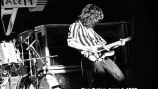 "Van Halen - ""On Fire"" live in London June 1, 1978"