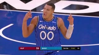 Miami Heat vs Orlando Magic   October 17, 2018