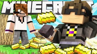 I WON 200,000 DOLLARS CLICKBAIT?!?! | My First Minecraft Video Back