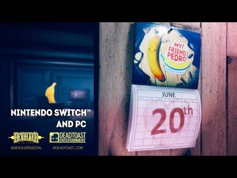 My Friend Pedro : Trailer pour la date de sortie