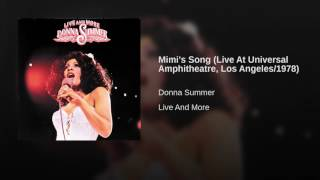 Mimi's Song (Live At Universal Amphitheatre, Los Angeles/1978)