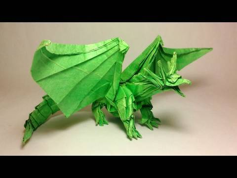 Ancient Dragon (Satoshi Kamiya) - not a tutorial