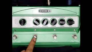 Tutorial LINE 6 DL4 Spanish/ English: Configurar, Guardar Y Looper