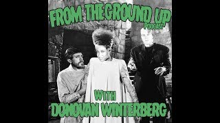 CORN SNAKES AND SNAKE ART W/ DONOVAN WINTERBERG - FROM THE GROUND UP 49 (Reptile Podcast)