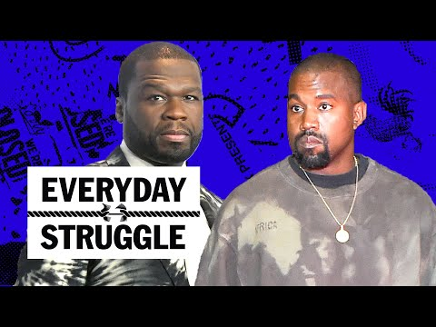 Kanye vs. 50 Cent Showdown, Kid Cudi's Debut LP, Outkast & EarthGang Comparisons   Everyday Struggle