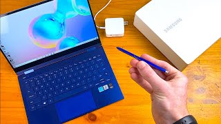 Samsung Galaxy Book Flex Unboxing & First Impressions!