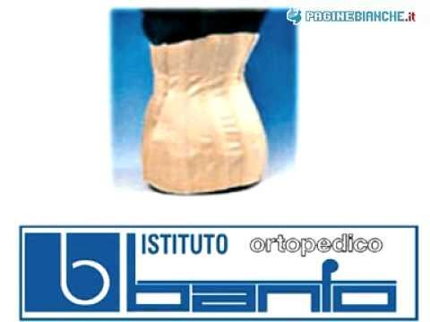 Il corsetto è lombare moderato