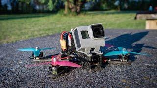 GoPro HERO 5 Black test - FPV