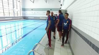 ¡Mira el paseo de los internacionales por las instalaciones del FC Krasnodar Academy!