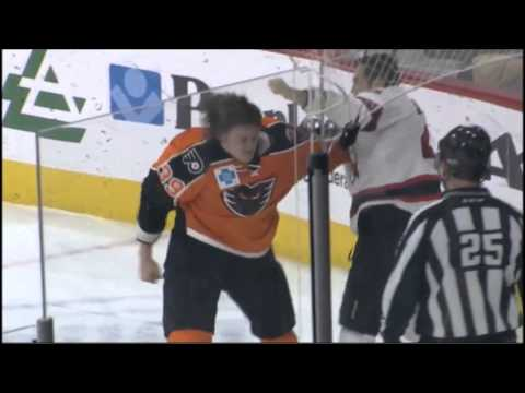 Ryan White vs. Darcy Zajac