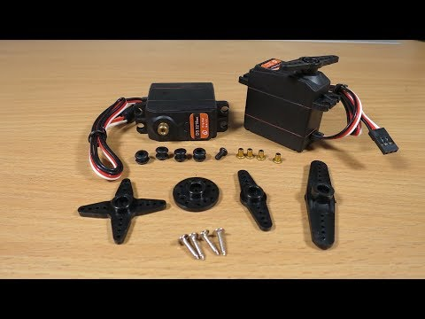 DS3218 Digital Servo Review