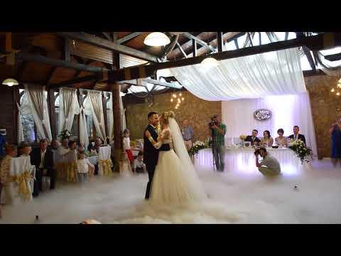Оформлення весільного танцю спецефектами, відео 23