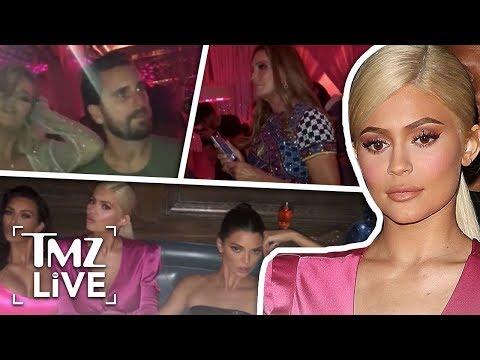 [TMZ]  Kylie Jenner's Insane 21st Birthday Bash!