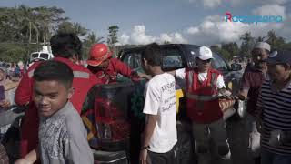 PT Brantas Abipraya Peduli Bencana Tsunami Selat Sunda