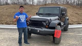 How to Mount an Off-road Safety Flag on a Jeep Wrangler for $8.00