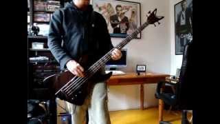 Basscover Stuck Mojo - Mental Meltdown