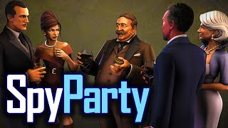 SPY PARTY! -  THE PERFECT HEIGHT!