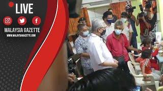 MGTV LIVE : Ismail Sabri Lawat Veteran ATM, Prebet Suria Mohammad Hassan