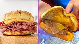 Arby's: Advert vs Reality