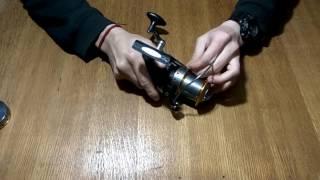 Катушка безынерционная mikado sensei 9000 fda
