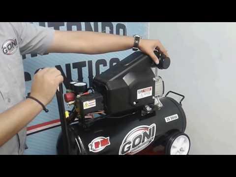 Compresor libre de aceite Mod. 936EE