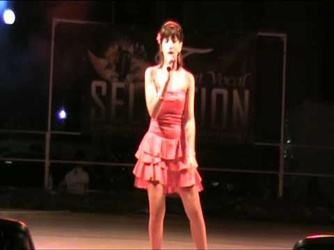 Annalisa Raia medley vintage al Talent vocal selection live+ragazzi di Amici 29 maggio 10