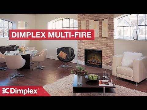 Dimplex Multi-Fire Video Series