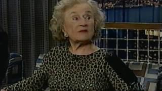 Doris Wishman and Roger Ebert on Conan O'Brien | Kholo.pk