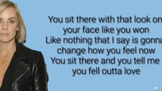 Ina Wroldsen   Strongest (Lyrics)