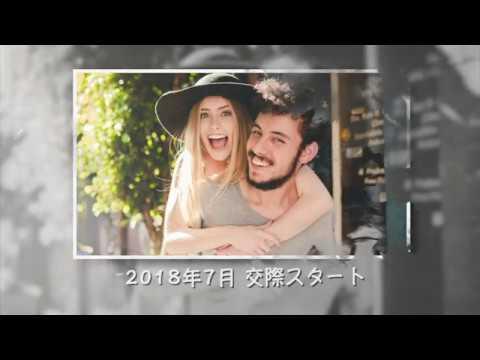 結婚式プロフィールムービー作成します 思い出の写真が映える*シンプルでお洒落なプロフィールムービー イメージ1
