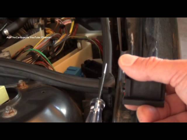 Bmw E46 Ecu Fuse Relay Box Wiring Diagram