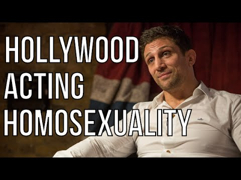 HOLLYWOOD & HOMOSEXUALITY - Alex Reid on London Real