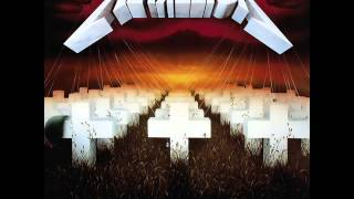Metallica-Master Of Puppets[FULL ALBUM 1986]