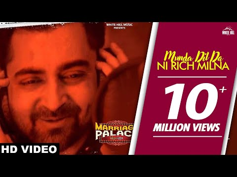 Munda Dil Da Ni Rich Milna mp4 video song download