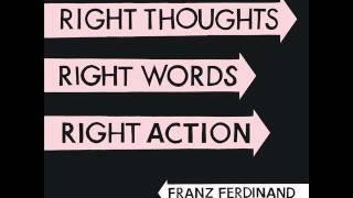 Franz Ferdinand - Stand On The Horizon (Subtitulada)