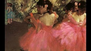 Edgar Degas Brief Biography And Artwork. Great For Kids And Esl