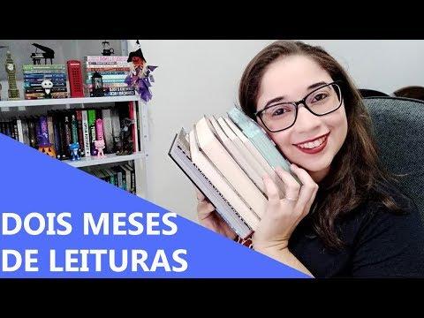 LEITURAS DE SETEMBRO E OUTUBRO 2019 ? | Biblioteca da Rô
