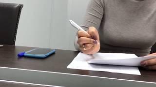 Смотреть онлайн Как проходит собеседование при приеме на работу