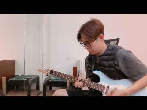 Guitar on Dancing with a stranger - Sam Smith & Normani