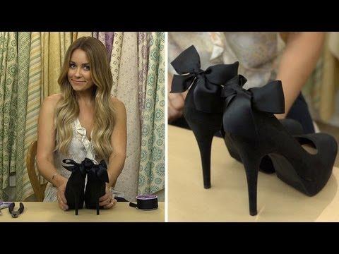 Lauren Conrad: Heel Bow
