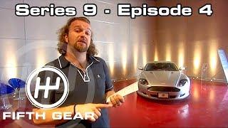 Fifth Gear: Series 9 Episode 4