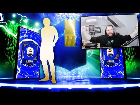 GUARANTEED SERIE A TOTS PACKS! - FIFA 19 Ultimate Team