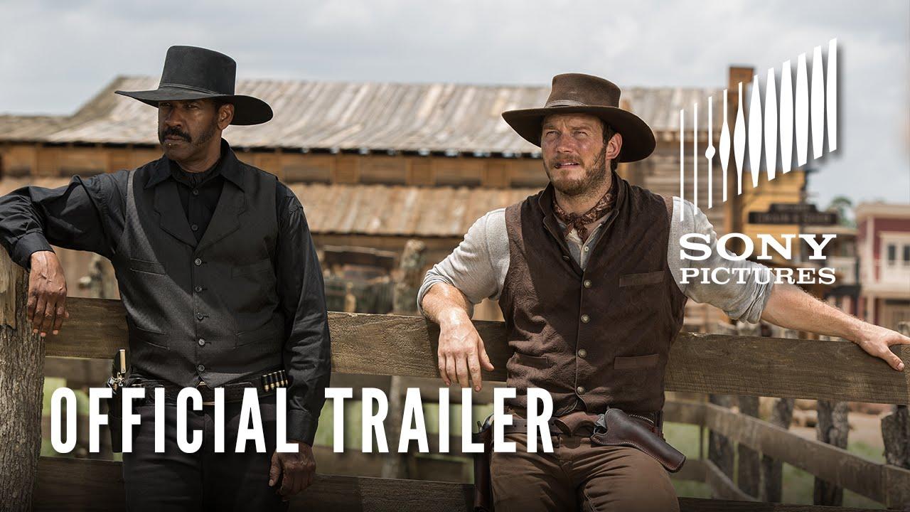 Trailer för The Magnificent Seven