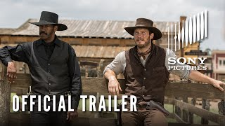THE MAGNIFICENT SEVEN  Official Trailer HD