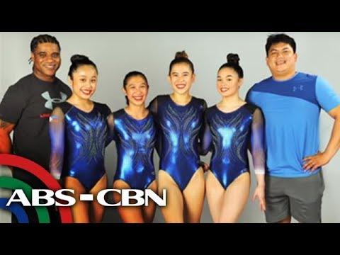 PH women's gymnastics team todo-ensayo para sa SEA Games | TV Patrol