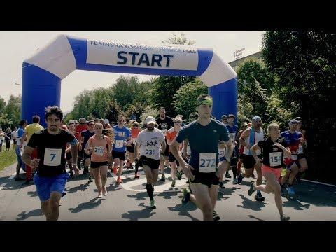 Video: Běžci Těšínské osmičky NADACE AGEL pomohli Lydii Slezské Diakonie