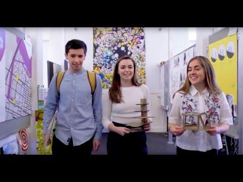 Savannah College of Art and Design - Atlanta - video