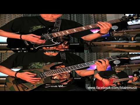 เล่นของสูง - BIG ASS (พร้อม TAB Guitar Cover by WHIN)