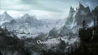Skyrim Theme - Missverstandene Lyrics